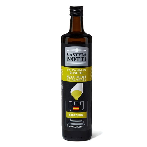 Castela Notti Extra Virgin Arbequina Olive Oil, 750ml