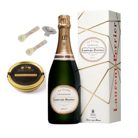 Champagne and Caviar Deluxe, 125g