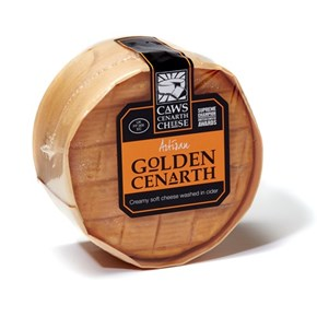 Caws Golden Cenarth Cheese