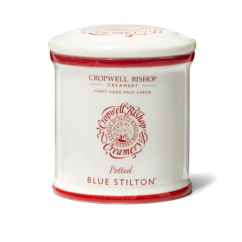 Cropwell Bishop Stilton & Truffle Honey Hamper