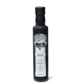 Terre Bormane Noir Black Balsamic Vinegar