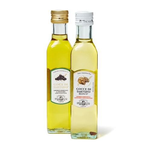 Urbani Twinset of Black & White Truffle Oils, 2 x 25cl