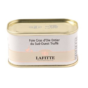 Lafitte Goose Foie Gras with Truffle, 130g
