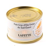 Lafitte Whole Goose Foie Gras, 65g